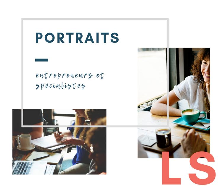 Le Scriptorium portraits
